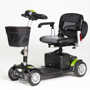 Scooter Eclipse+ plegable y desmontable lux