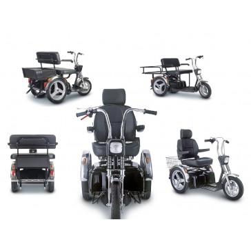 Gama scooters SE