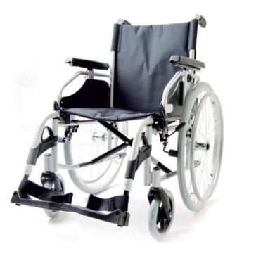 Silla de ruedas de aluminio autopropulsable Linus 500