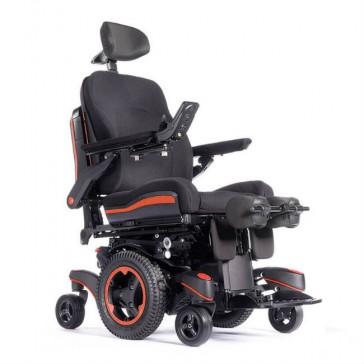 Silla de ruedas eléctrica Quickie Q700 UP M Sedeo Ergo - Tracción central