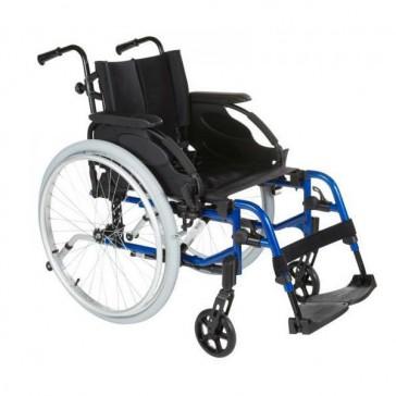 Invacare Action 3 NG - Silla de ruedas de aluminio plegable