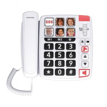 Swissvoice Xtra 1110 - Teléfono fijo para mayores