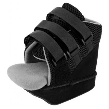 Zapato postquirúrgico taco