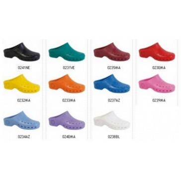 Zuecos Colors