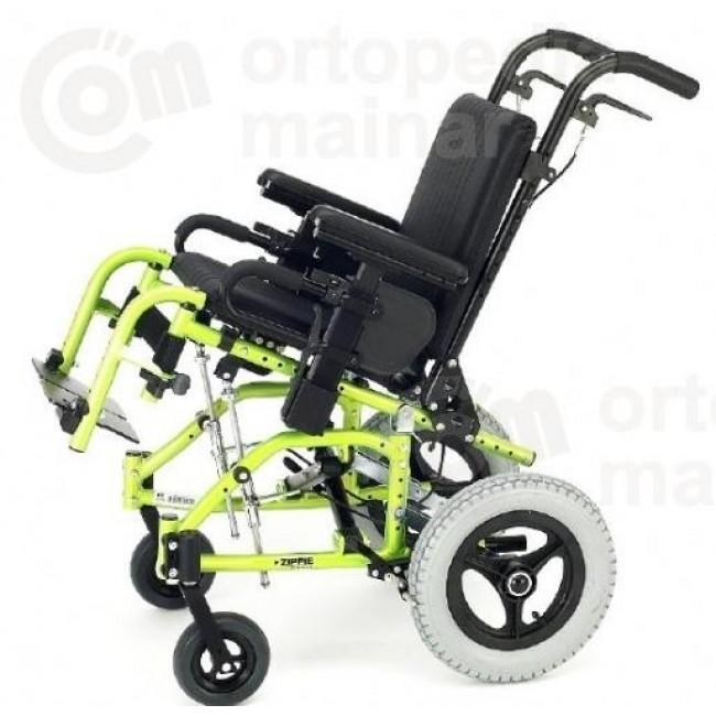 Silla de ruedas infantil basculante zippie ts plegable for Silla plegable infantil