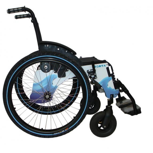 silla de ruedas sumergible