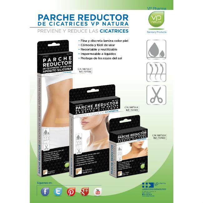 Apositos silicona para cicatrices