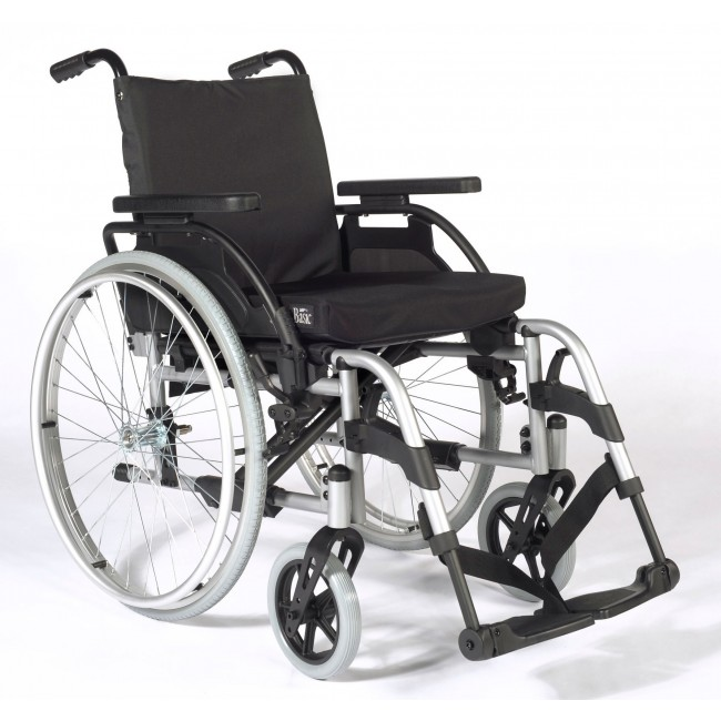 Breezy parix 2 silla de ruedas ortoweb - Cojin silla de ruedas ...
