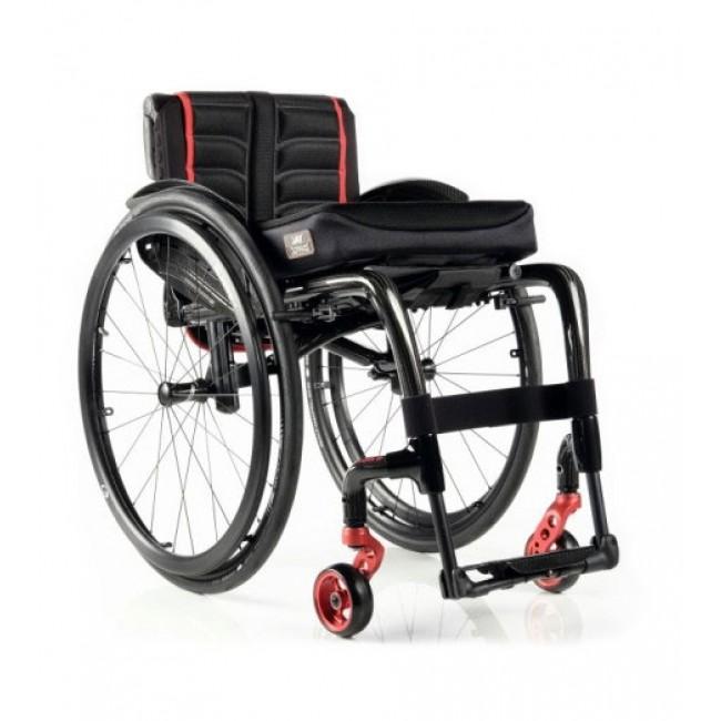 silla de ruedas quickie