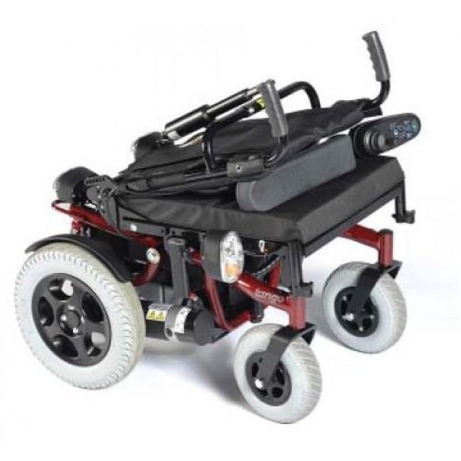 silla de ruedas quickie tango