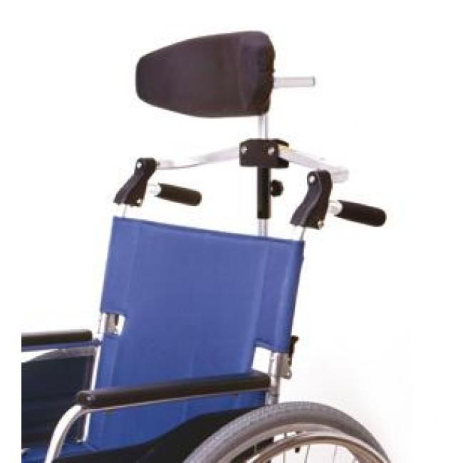 Reposacabezas plegable para silla de ruedas ortoweb - Reposacabezas silla de ruedas ...