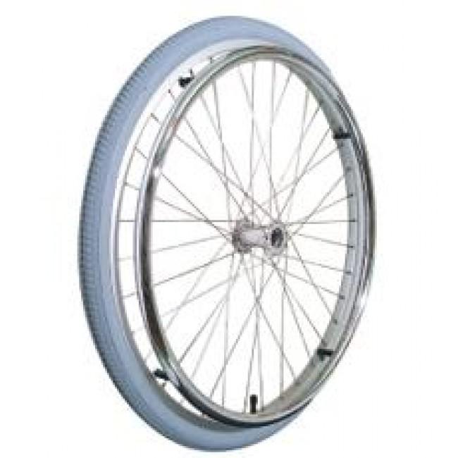 Repuestos ruedas 600mm 24 x 1 3 8 camara cubierta camaras cubiertas rueda para silla - Ruedas de sillas ...