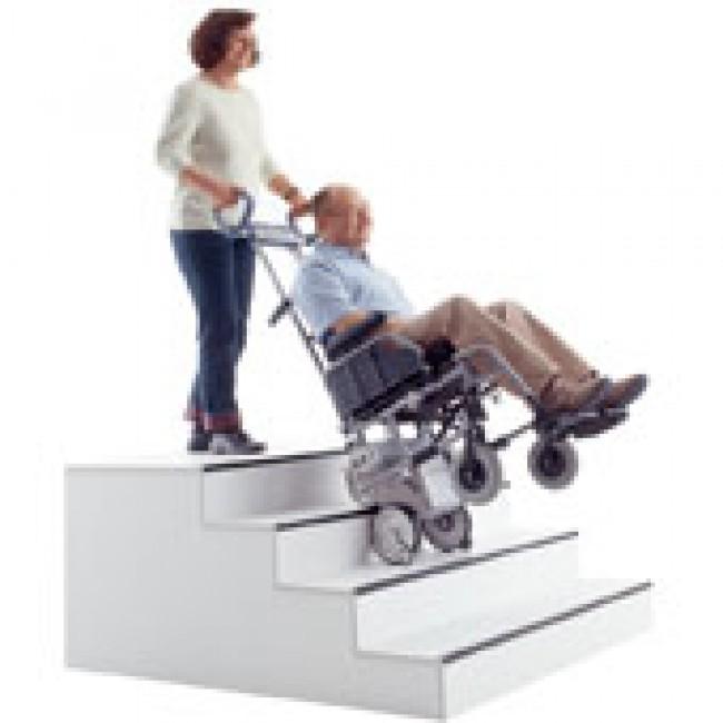 Scalamobil alber s30 iq sube escaleras electronico subir for Silla sube escaleras precio