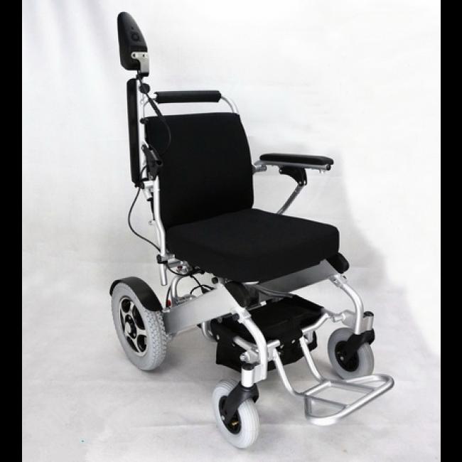 silla de ruedas electrica boreal
