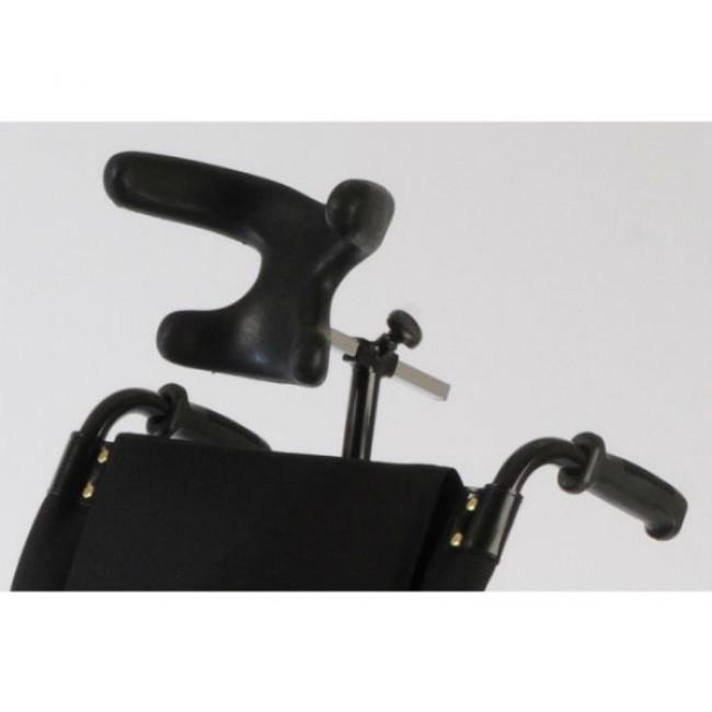 Silla de ruedas el ctrica r220 ortoweb - Reposacabezas silla de ruedas ...