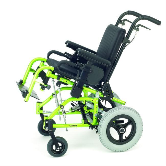 silla de ruedas zippie ts