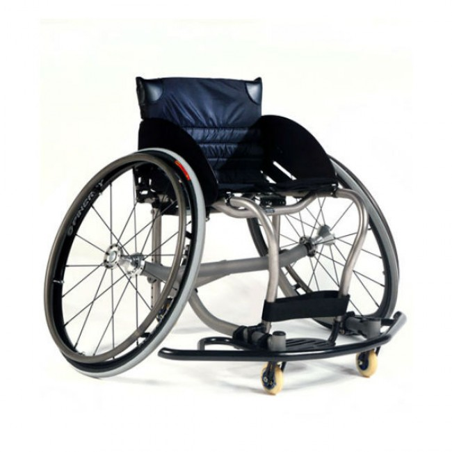 sillas de ruedas deportivas plegables