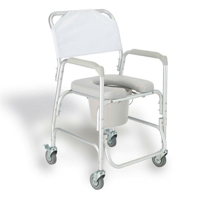 silla de ruedas para bano precios