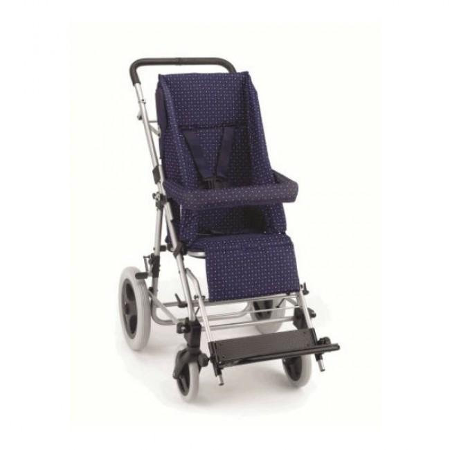 Silla de ruedas pediatrica tipo paraguas nido silla ni o for Sillas coche para ninos 8 anos