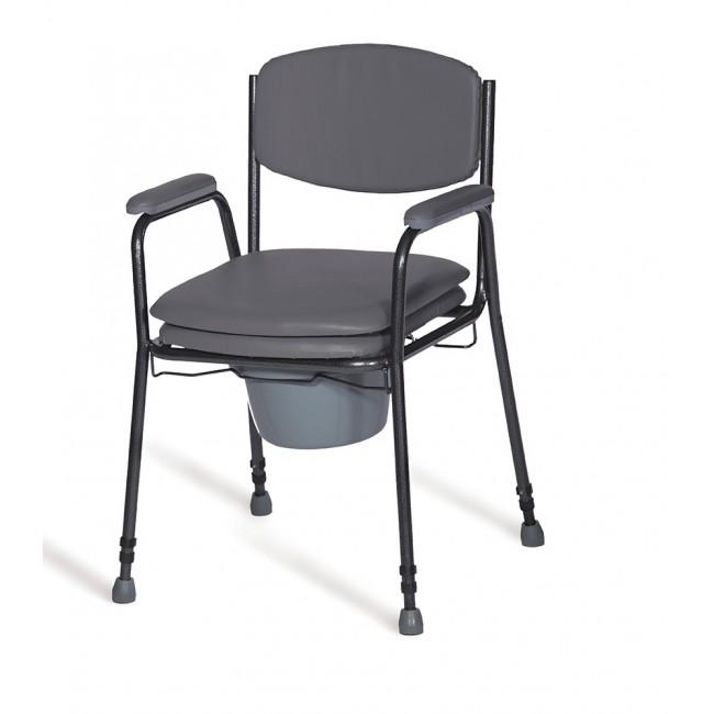 Silla inodoro service ortoweb for Altura silla