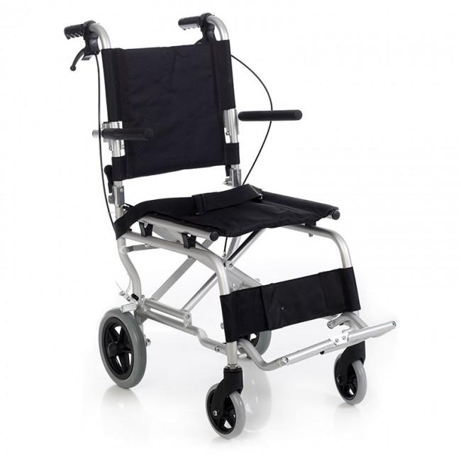 Silla de ruedas para traslado y transporte transfer ortoweb - Silla de traslado ...