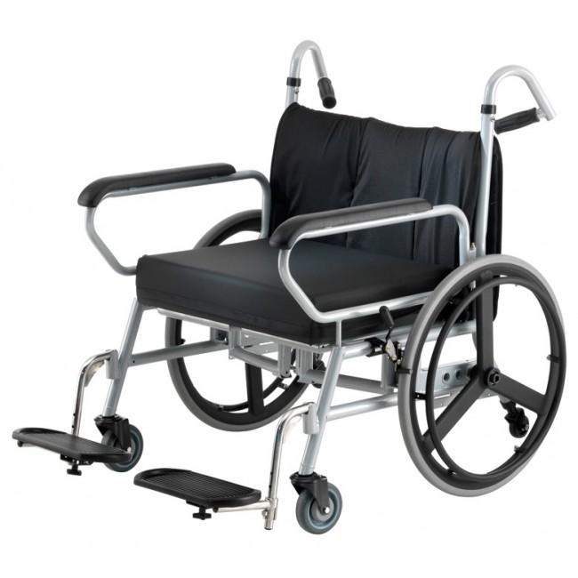 Silla de ruedas plegable minimax ortoweb - Silla ruedas plegable ...
