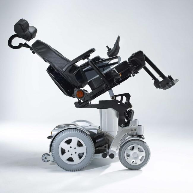 silla de ruedas storm 4