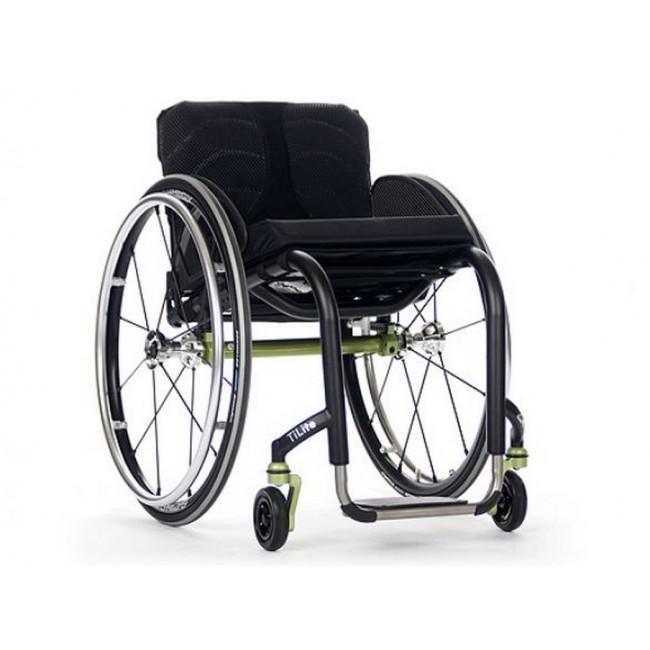 silla de ruedas tilite aero x