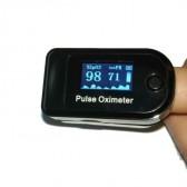 Pulsioxímetro con pantalla LCD