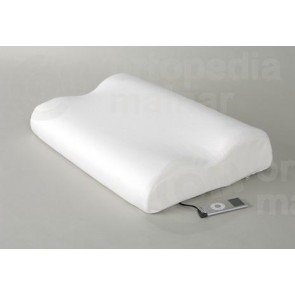 Almohada viscoelastica anatómica Music Pillow