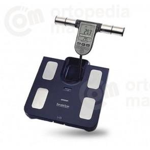Báscula y medidor de grasa corporal profesional Omron BF511