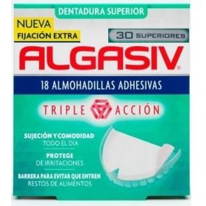 Algasiv 30 almohadillas adhesivas superior