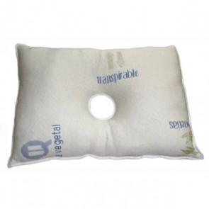 Almohada con agujero para condrodermatitis