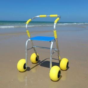Andador para la playa