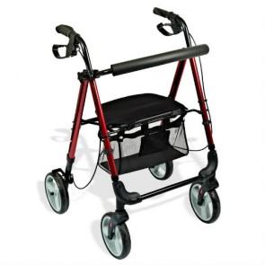 Andador rolator asiento regulable