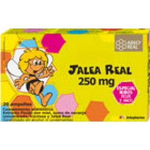 Arko Real Jalea Real 250 mg. 20 ampollas