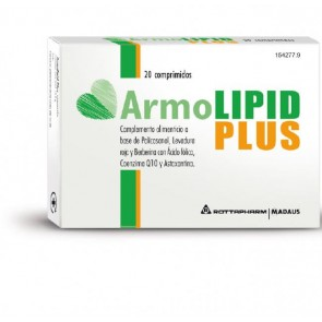 Armolipid Plus 20compr.