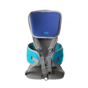 Asiento postural infantil portátil Goto - Talla 1 azul