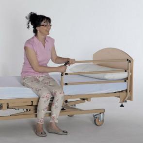 Barandillas cortas 90cm para cama (par)