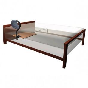 Barandilla Bedcane plegable para cama