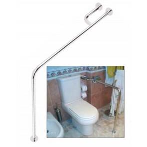Barra de baño pared suelo 80x85