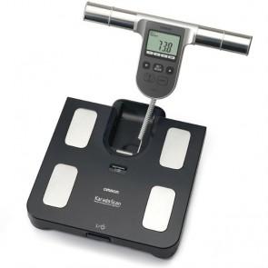 Báscula y medidor de grasa corporal Omron BF508 - HBF-508-E