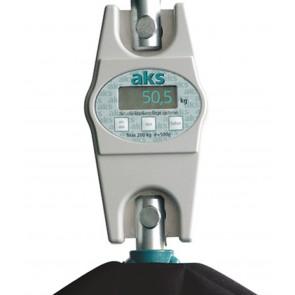 Báscula electrónica AKS para grúas