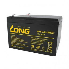 Batería AGM 12V 14A Long WP14-12SE - UNIDAD