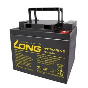 Batería AGM 12V 50A Long WP50-12NE - UNIDAD