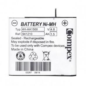 Baterias de recambio para Compex
