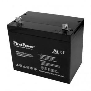 Batería gel 12V 60A FirstPower LFP1260G