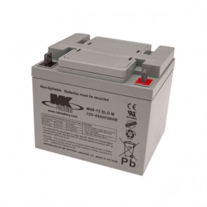 Baterías AGM 45 Amph (par) - MK Powered M40-12 SLD M