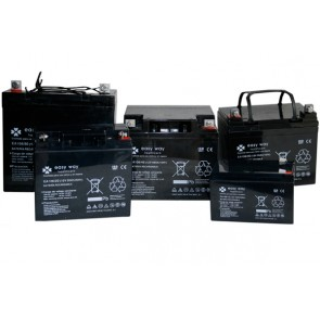 Baterías de gel 12V 48-50A