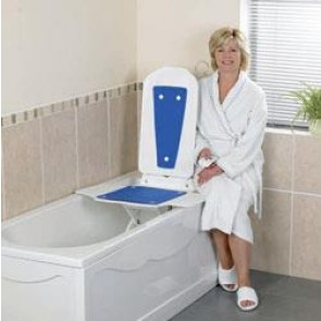Bath Master - elevador de bañera con respaldo reclinable